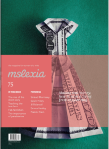 Mslexia feature on copywriting