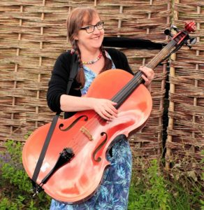 Rebel Cello – spoken word and music